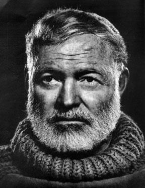 Hemingway photo